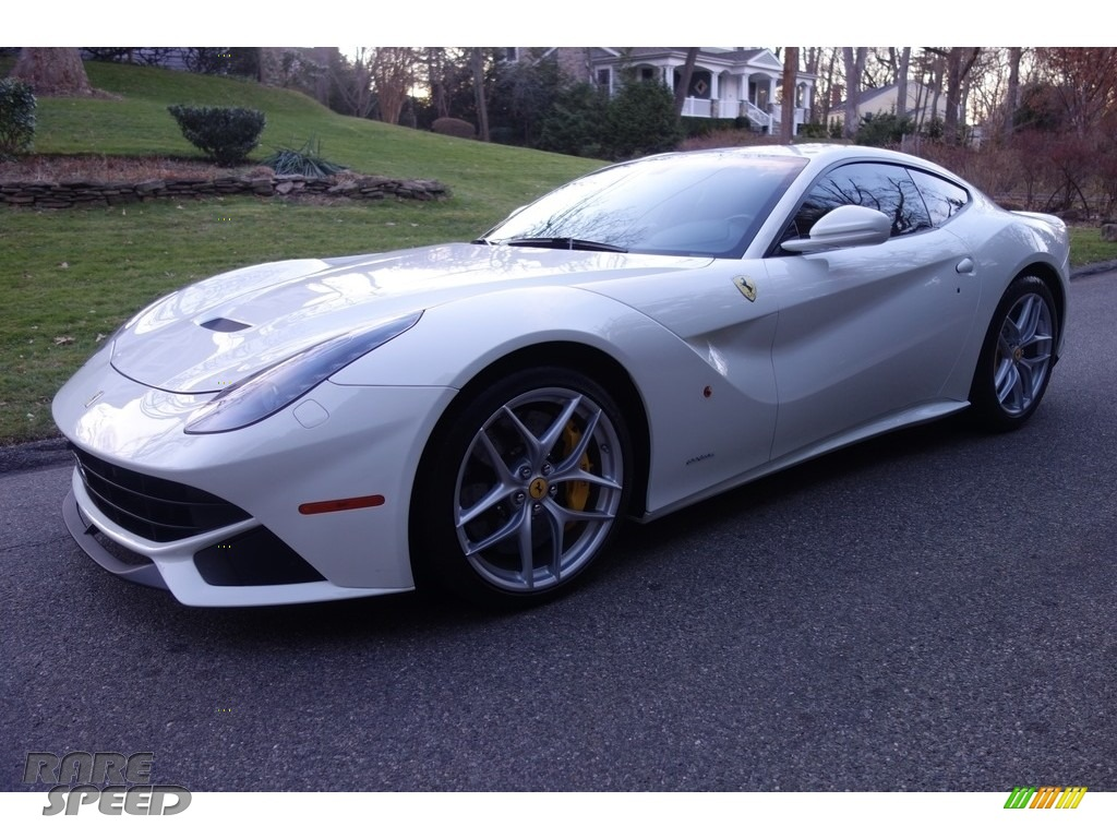 2015 F12berlinetta  - Bianco Avus / Terra Bruciata photo #1