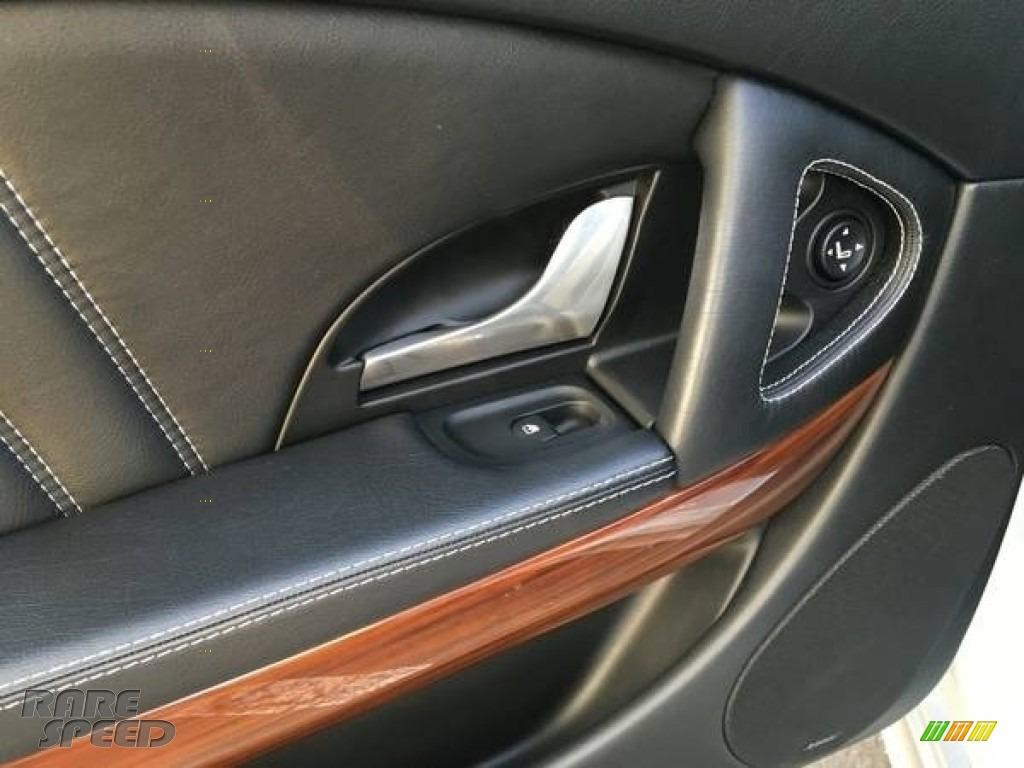 2011 Quattroporte S - Grigio Touring (Silver) / Nero photo #5