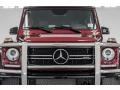 Mercedes-Benz G 63 AMG Storm Red Metallic photo #17
