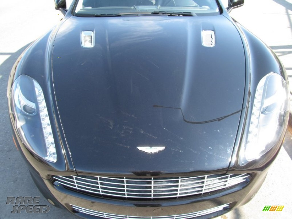 2012 Rapide Luxe - Marron Black / Obsidian Black photo #23