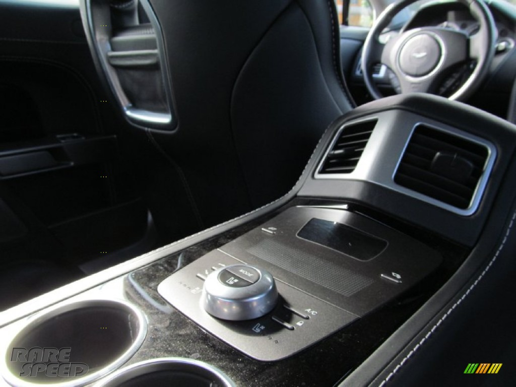 2012 Rapide Luxe - Marron Black / Obsidian Black photo #57