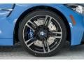 BMW M4 Coupe Yas Marina Blue Metallic photo #9