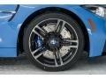 BMW M4 Coupe Yas Marina Blue Metallic photo #9