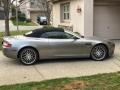 Aston Martin DB9 Volante Tungsten Silver photo #5