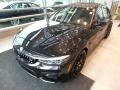 BMW M3 Sedan Black Sapphire Metallic photo #3