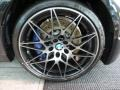 BMW M3 Sedan Black Sapphire Metallic photo #4