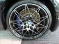 BMW M3 Sedan Black Sapphire Metallic photo #4