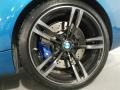 BMW M2 Coupe Long Beach Blue Metallic photo #5