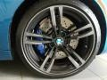 BMW M2 Coupe Long Beach Blue Metallic photo #11