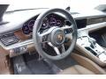 Porsche Panamera Turbo Volcano Grey Metallic photo #21