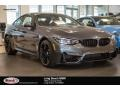 BMW M4 Coupe Mineral Grey Metallic photo #1