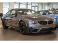 BMW M4 Coupe Mineral Grey Metallic photo #11