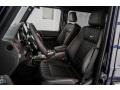 Mercedes-Benz G 63 AMG designo Mystic Blue Metallic photo #19