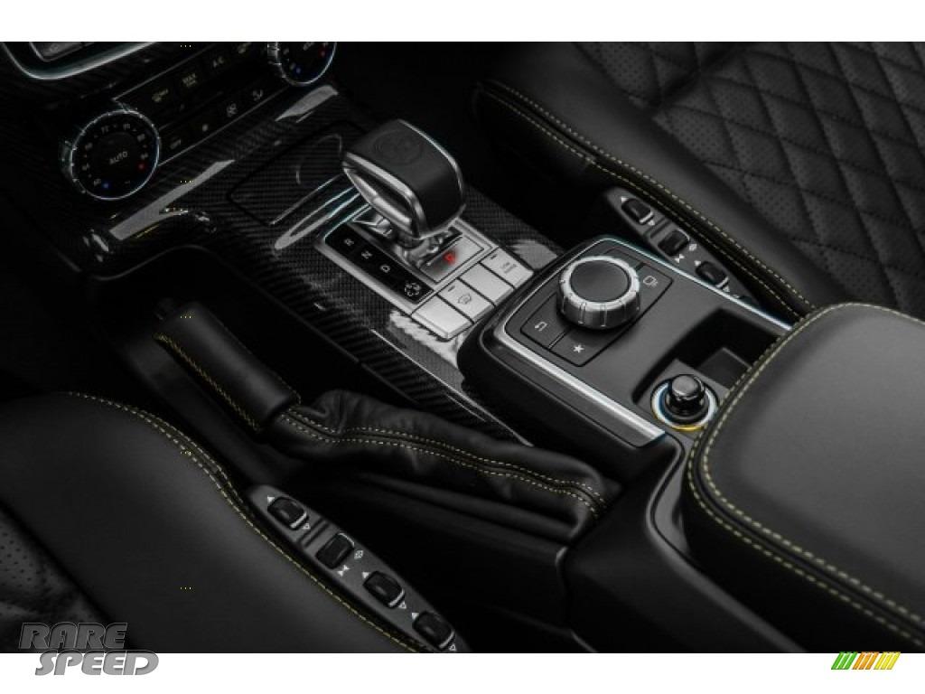 2018 G 63 AMG - designo Mystic Blue Metallic / designo Black photo #27