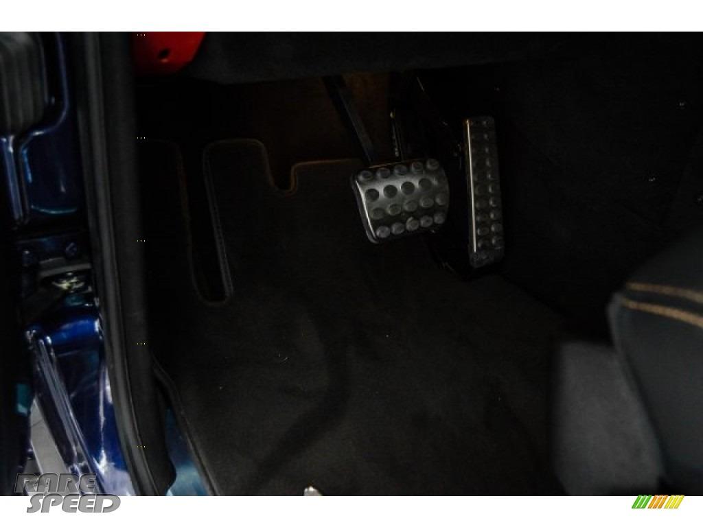 2018 G 63 AMG - designo Mystic Blue Metallic / designo Black photo #29