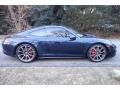Porsche 911 Carrera 4S Coupe Dark Blue Metallic photo #7