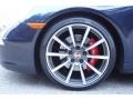 Porsche 911 Carrera 4S Coupe Dark Blue Metallic photo #9