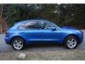 Porsche Macan  Sapphire Blue Metallic photo #7