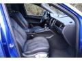 Porsche Macan  Sapphire Blue Metallic photo #15