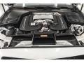 Mercedes-Benz C 63 AMG Sedan Iridium Silver Metallic photo #9