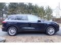 Porsche Cayenne Diesel Moonlight Blue Metallic photo #6