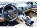 Porsche Cayenne Diesel Moonlight Blue Metallic photo #9