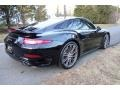 Porsche 911 Turbo Coupe Black photo #6