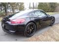 Porsche Cayman  Black photo #6