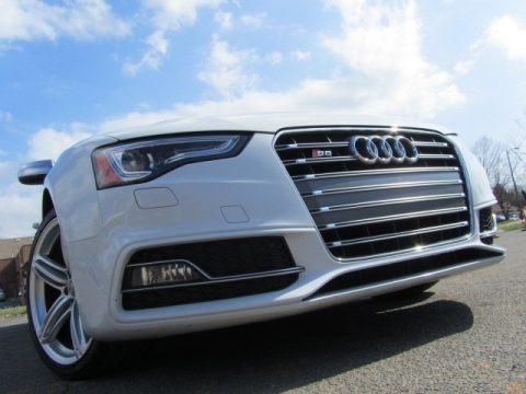 Ice Silver Metallic 2013 Audi S5 3.0 TFSI quattro Coupe