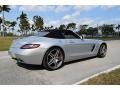 Mercedes-Benz SLS AMG Roadster Iridium Silver Metallic photo #5
