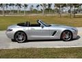 Mercedes-Benz SLS AMG Roadster Iridium Silver Metallic photo #16