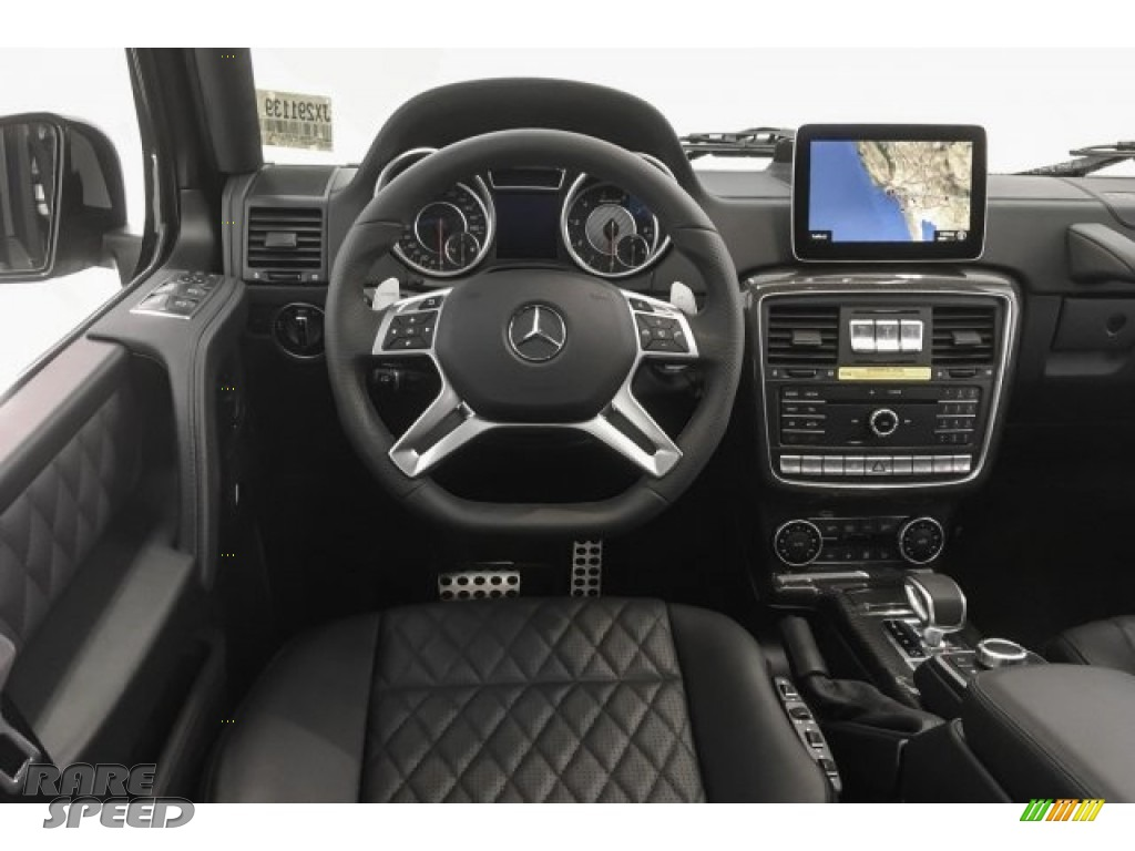 2018 G 63 AMG - Obsidian Black Metallic / Black photo #4
