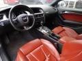 Audi S5 4.2 quattro Deep Sea Blue Pearl Effect photo #16