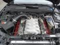 Audi S5 4.2 quattro Deep Sea Blue Pearl Effect photo #28