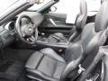BMW M Roadster Black Sapphire Metallic photo #14