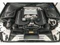 Mercedes-Benz C 63 S AMG Coupe designo Selenite Grey (Matte) photo #9