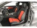 Mercedes-Benz C 63 S AMG Coupe designo Selenite Grey (Matte) photo #14