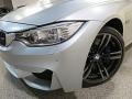 BMW M3 Sedan Silverstone Metallic photo #7