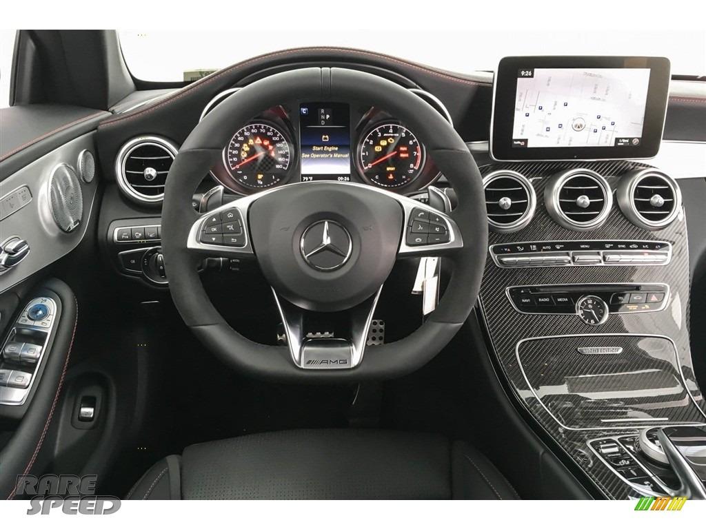 2018 C 43 AMG 4Matic Cabriolet - Selenite Grey Metallic / Black photo #4