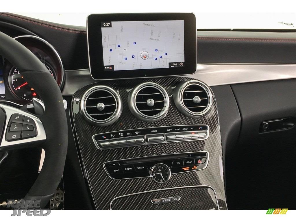 2018 C 43 AMG 4Matic Cabriolet - Selenite Grey Metallic / Black photo #5