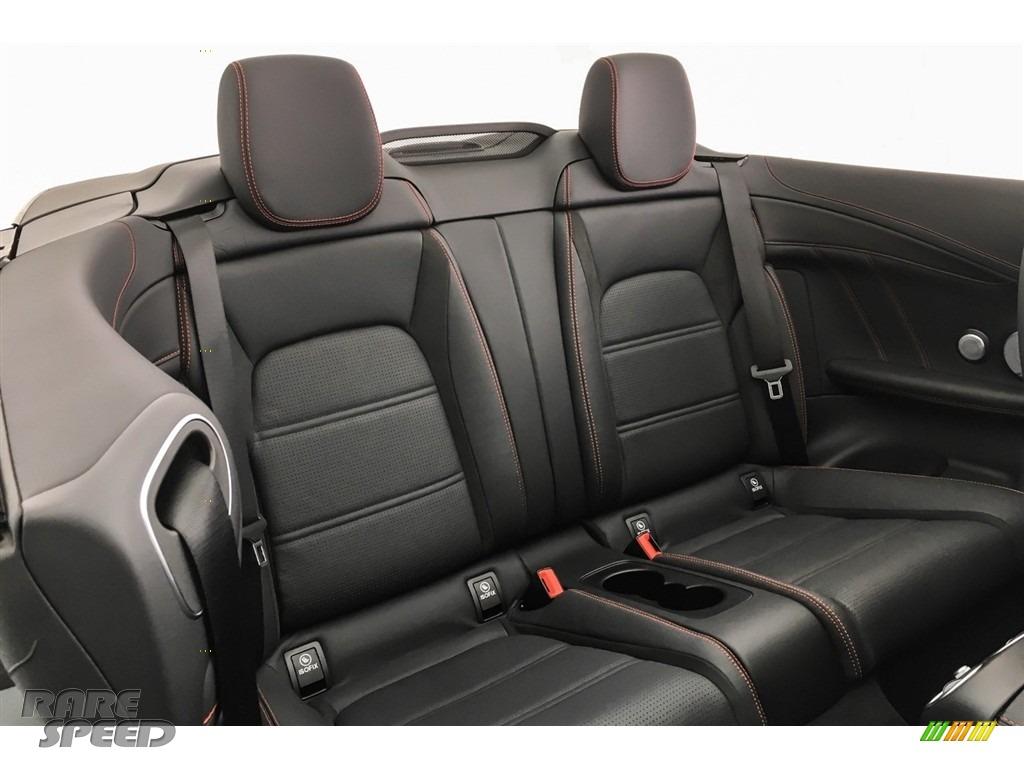 2018 C 43 AMG 4Matic Cabriolet - Selenite Grey Metallic / Black photo #15