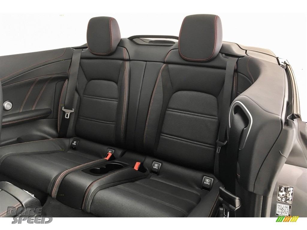 2018 C 43 AMG 4Matic Cabriolet - Selenite Grey Metallic / Black photo #17