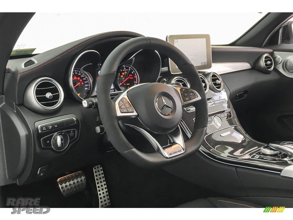 2018 C 43 AMG 4Matic Cabriolet - Selenite Grey Metallic / Black photo #20