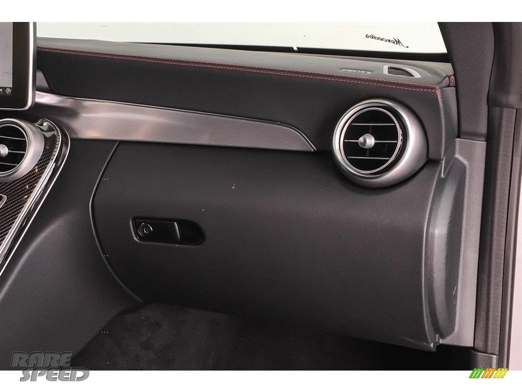 2018 C 43 AMG 4Matic Cabriolet - Selenite Grey Metallic / Black photo #27
