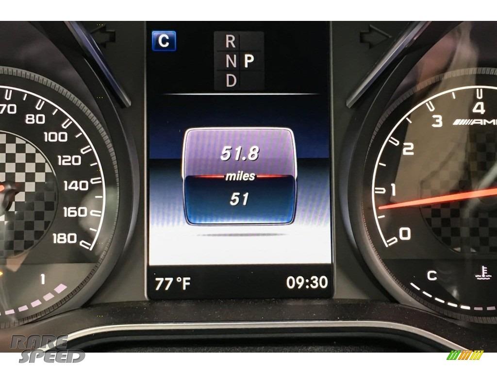 2018 C 43 AMG 4Matic Cabriolet - Selenite Grey Metallic / Black photo #34