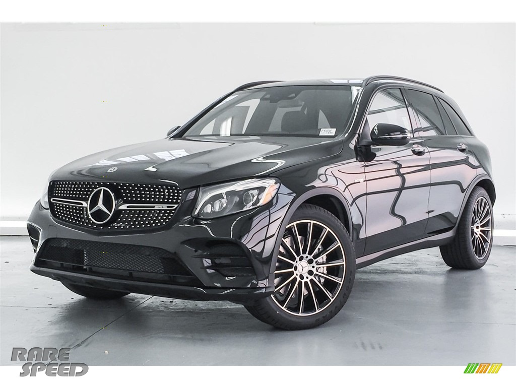 2018 GLC AMG 43 4Matic - Black / Black photo #13