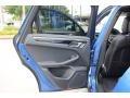 Porsche Macan S Sapphire Blue Metallic photo #12