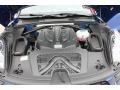Porsche Macan S Sapphire Blue Metallic photo #42