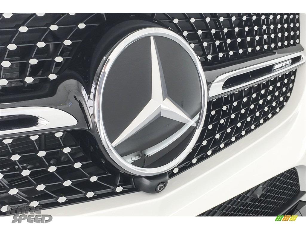 2018 GLC AMG 43 4Matic - Polar White / designo Platinum White Pearl/Black photo #33