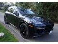 Porsche Cayenne GTS Moonlight Blue Metallic photo #8